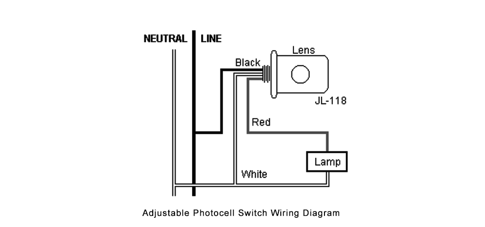 Street Light Photocell Wiring Diagram from www.longjoin.com